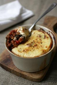 Lentil Moussaka - Vegetarian Moussaka recipe
