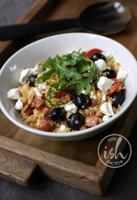 Rozanne   tomato couscous     Pix Ronan Lang/Feature File